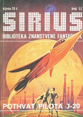 Sirius - Biblioteka znanstvene fantastike broj 52