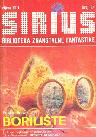 Sirius - Biblioteka znanstvene fantastike broj 54