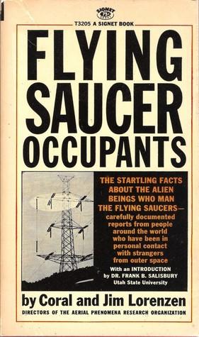 Flying saucer occupants