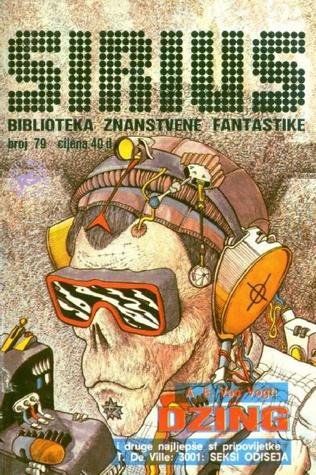 Sirius - Biblioteka znanstvene fantastike broj 79