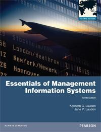 Essentials of management information systems by kenneth c laudon essentials of management information systems other editions enlarge cover 14857657 fandeluxe Gallery