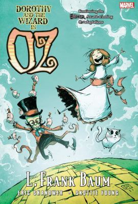 Oz dorothy and the wizard in oz by eric shanower 13526214 fandeluxe Choice Image