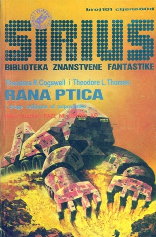 Sirius - Biblioteka znanstvene fantastike broj 101