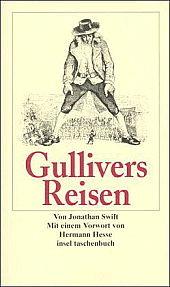 Gullivers Reisen by Jonathan Swift