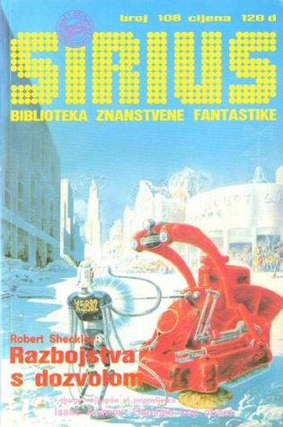 Sirius - Biblioteka znanstvene fantastike broj 108