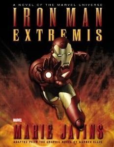 Iron Man by Marie Javins