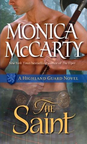 The Saint (Highland Guard, #5)