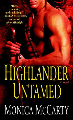 Highlander Untamed (MacLeods of Skye Trilogy, #1)