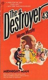 Midnight Man (The Destroyer, #43)
