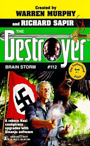 Brain Storm (The Destroyer, #112)