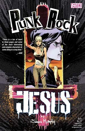 Punk Rock Jesus (Punk Rock Jesus, #3)