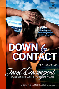 Down by Contact (Seattle Lumberjacks, #3)