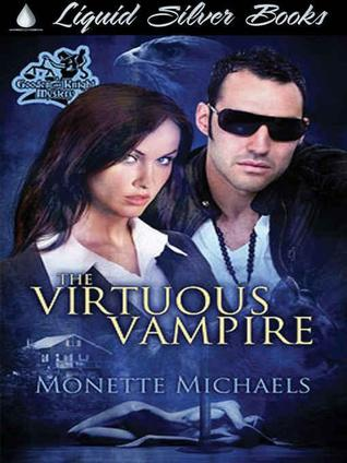 The Virtuous Vampire(Gooden and Knight Mystery 1) EPUB