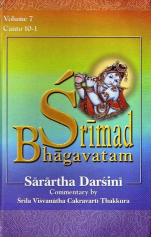 Śrīmad-Bhāgavatam with the Śārārtha Darśinī commentary, Canto X - Part One (volume #7)