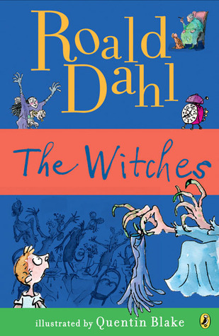 Image result for the witches dahl blurb