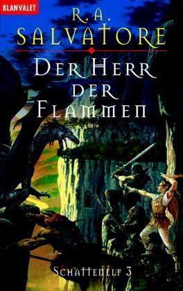 Der Herr der Flammen (Schattenelf, #3)