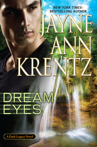 book cover: Dream Eyes by Jayne ANn Krentz
