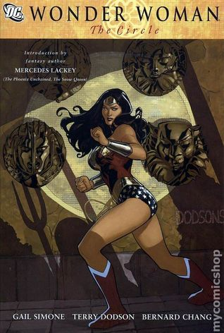Wonder Woman, Vol. 3: The Circle