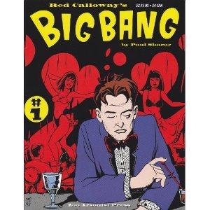 Red Callaway's Big Bang, #1