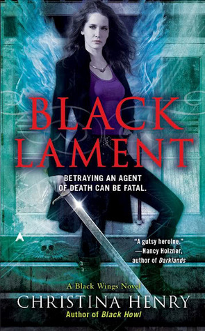 Download and Read online Black Lament (Black Wings, #4) books