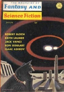 The Magazine of Fantasy and Science Fiction, July 1966 (The Magazine of Fantasy & Science Fiction, #182)