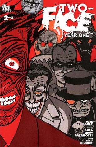Two-Face Year One Vol. 2 by Mark Sable