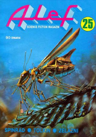 Alef - Science fiction magazin broj 25