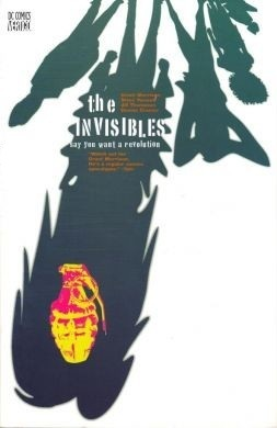 The Invisibles, Volume 1 by Grant Morrison