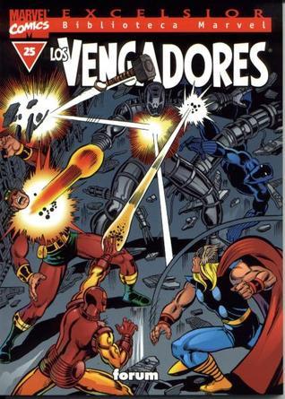 Ebook pour le téléchargement mobile Biblioteca Marvel: LOS VENGADORES nº 25 PDF RTF DJVU by Gerry Conway, Jim Shooter