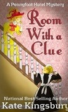 Room with a Clue  (Pennyfoot Hotel Mysteries - Book 1)