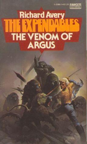 The Venom of Argus (Expendables 4)