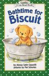 Bathtime for Biscuit