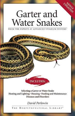 Garter Snakes and Water Snakes by David Perlowin