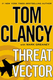 Threat Vector (Jack Ryan Universe, #15)