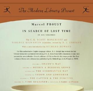 In Search of Lost Time (6 Volumes)
