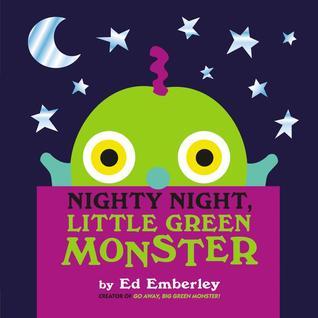 Nighty Night, Little Green Monster