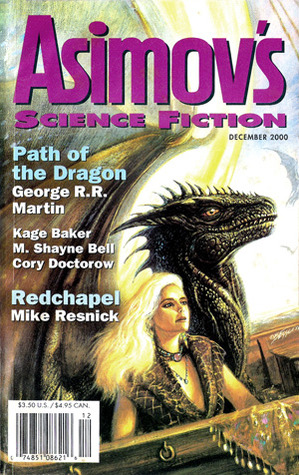 Asimov's Science Fiction, December 2000 (Asimov's Science Fiction, #299)