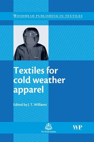 Textiles for cold weather apparel