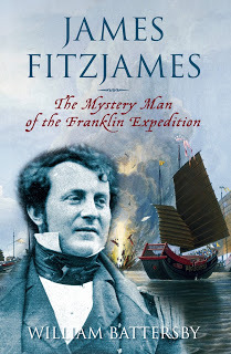 James Fitzjames by William Battersby