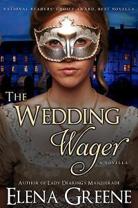 The wedding wager by elena greene the wedding wager fandeluxe Document