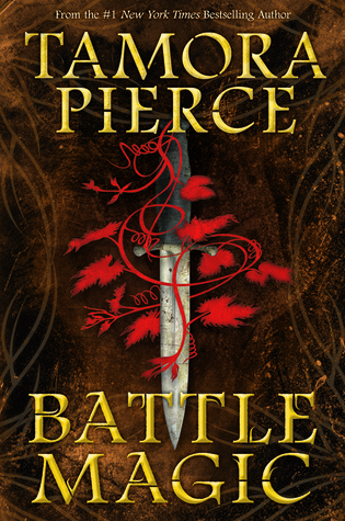 Book Review: Tamora Pierce's Battle Magic