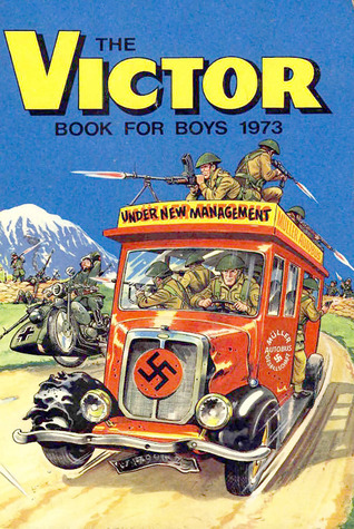 The Victor Book for Boys 1973