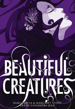 Image result for beautiful creatures manga