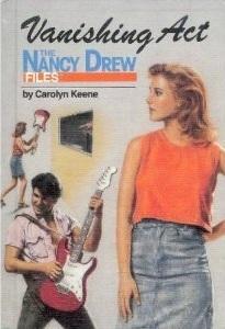 Vanishing Act by Carolyn Keene