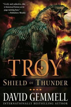 Shield of Thunder by David Gemmell