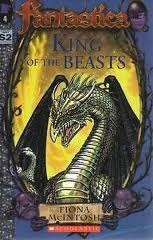 The King of the Beasts (Fantastica- Shapeshifter #4)