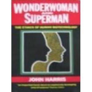 Wonderwoman and Superman