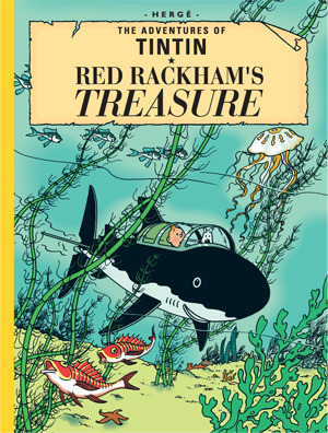 Image result for red rackham's treasure good reads