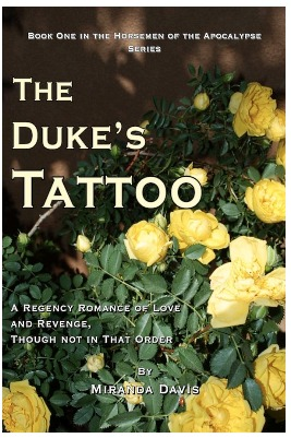 The Duke's Tattoo (Horsemen of the Apocalypse , #1)