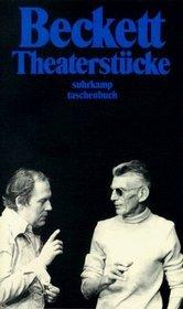Beckett. Gesammelte Werke. ( STW 2401 - 2411).
